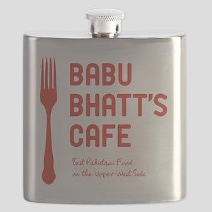 babuBhatt_tshirt_light Flask