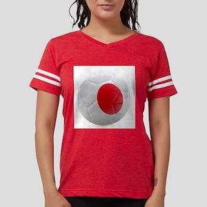 Japan World Cup Ball Womens Football Shirt