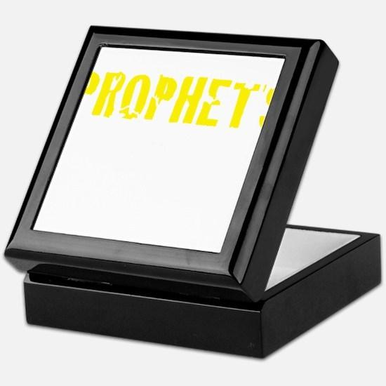 prophets Keepsake Box