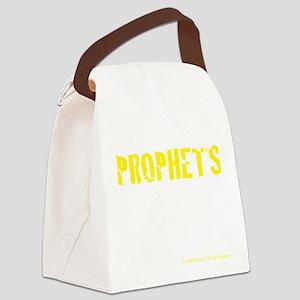 prophets Canvas Lunch Bag