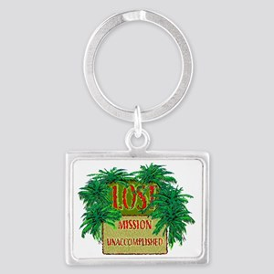 3-LOST mission2 Landscape Keychain