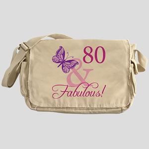 Fabulous_Plumb80 Messenger Bag