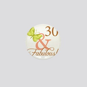 fabulous_autumn 30 Mini Button