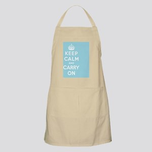 keep_calm_sky_11x11 Apron