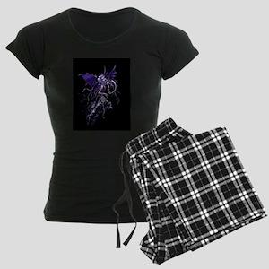 Purple Dragon Fairy Pajamas