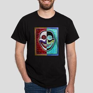 Bickman 'Om Skull'  Dark T-Shirt