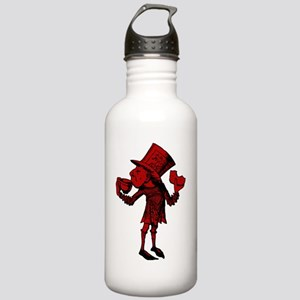 Haigha Red Stainless Water Bottle 1.0L