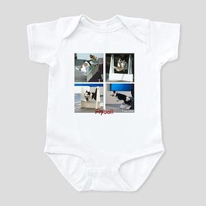 Flyball Infant Bodysuit