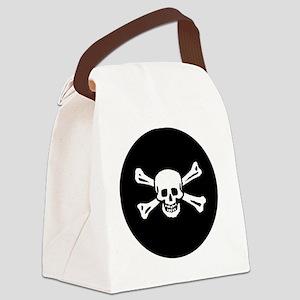 pirateround Canvas Lunch Bag