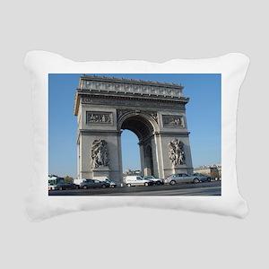 paris_006_14x10 Rectangular Canvas Pillow