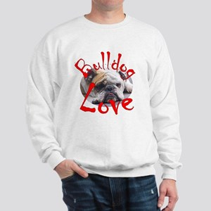 Bulldog Love Sweatshirt