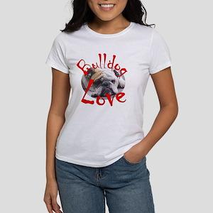 Bulldog Love Women's T-Shirt