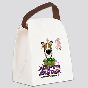 SblSmoothEasterShirt Canvas Lunch Bag