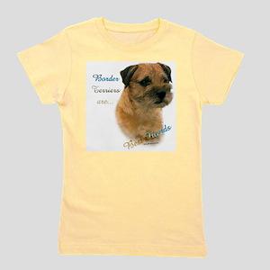 Border Terrier Best Friend T-Shirt