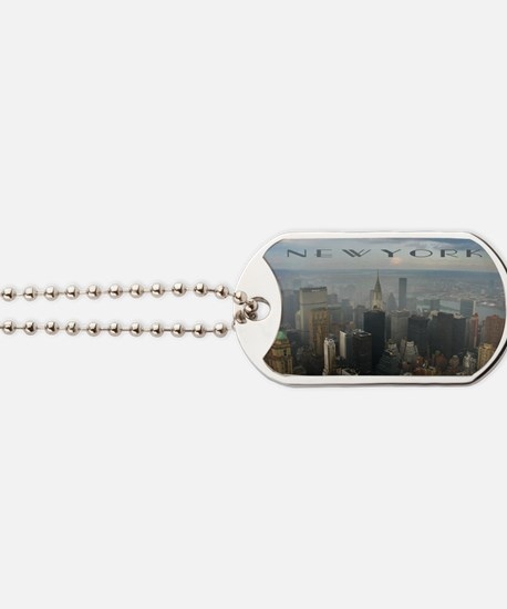New York Dog Tags