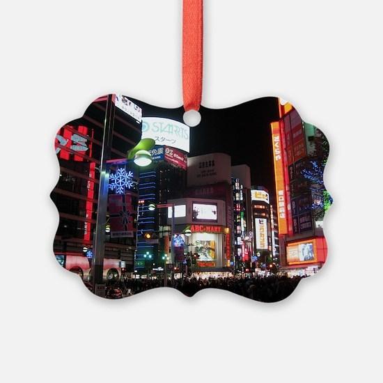 tokyo_001_14x10 Ornament
