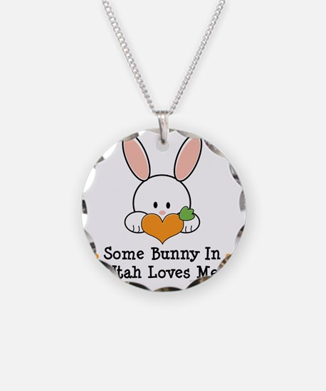 UtahSomeBunnyLovesMe Necklace