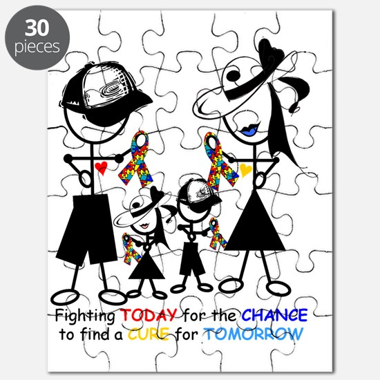 2-Autism Awareness Puzzle