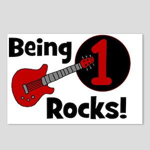 being1rocks_guitar Postcards (Package of 8)