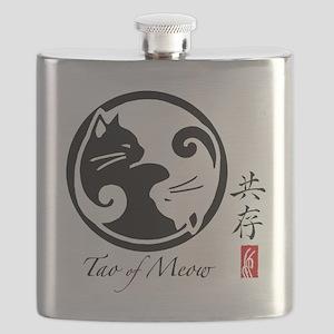 yin-yang-cats Flask