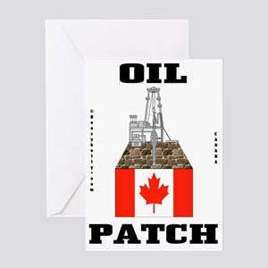 Canada Oil Patch 2a BC use A4 using Greeting Card