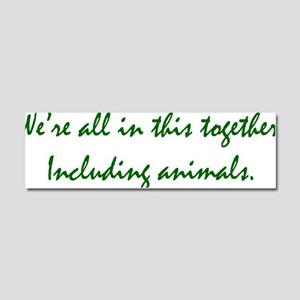 IAgreen Car Magnet 10 x 3