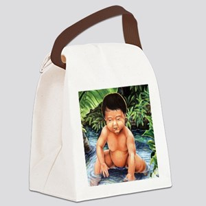 atplay 9x12 Canvas Lunch Bag