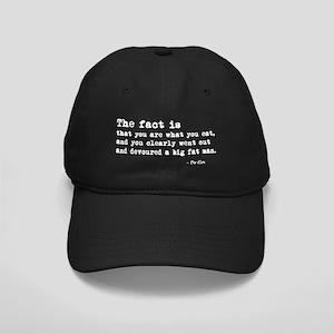 2-Dr cox big fat man light Black Cap