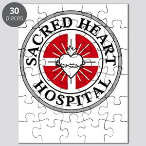 2-Sacred heart newbie light Puzzle