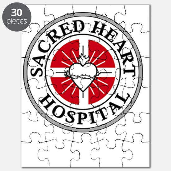 2-Sacred heart newbie light Puzzle