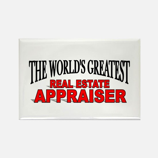 """The World's Greatest Real Estate Appraiser"" Recta"