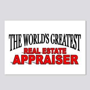 """The World's Greatest Real Estate Appraiser"" Postc"