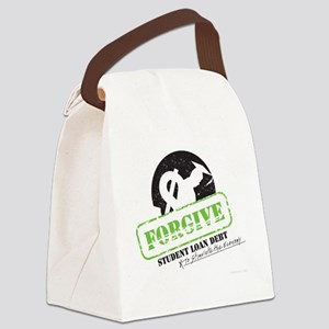 Standard Logo USE THIS ONE Canvas Lunch Bag