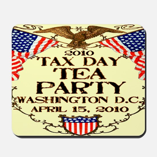 taxdayteaparty2010_banner Mousepad
