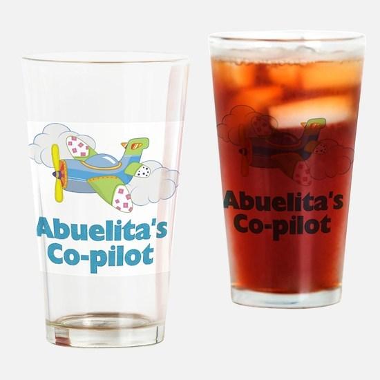 abuelitas copilot Drinking Glass
