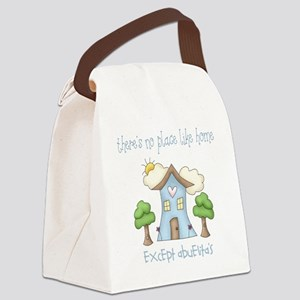 no place like grandmas Canvas Lunch Bag