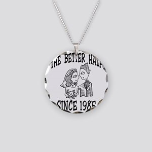 2-Better Year 2 85 Necklace Circle Charm