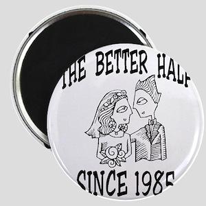 2-Better Year 2 85 Magnet