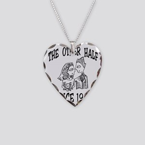 Other 85 Necklace Heart Charm