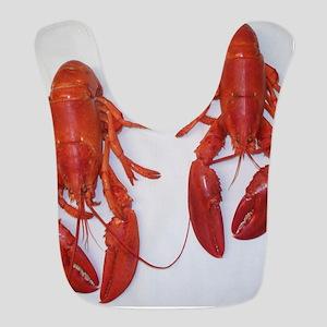 Twin Lobsters Merchandise Bib