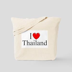 """I Love Thailand"" Tote Bag"
