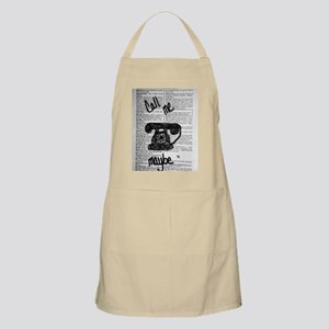 Call Me Maybe Apron