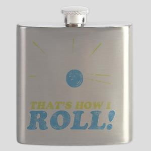 How I Roll -dk Flask
