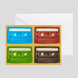 Vintage Muzak - Greeting Cards (Pk of 10)