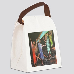 194_V_F_sistahs Canvas Lunch Bag