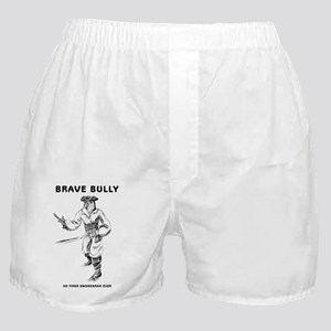 BULLY_CIR_OPNAMENT Boxer Shorts