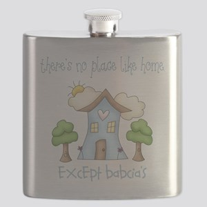 no place like grandmas Flask
