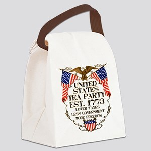 ustp_lt_cp Canvas Lunch Bag