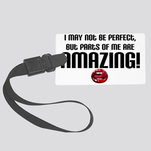 notperfect Large Luggage Tag