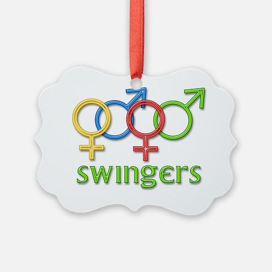 swingers Ornament